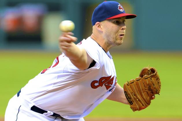 Justin Masterson Trade Rumors: Latest Buzz, Speculation Surrounding Indians Star