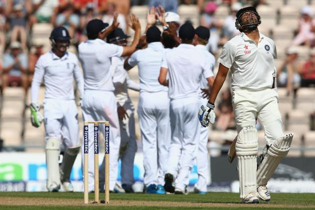 England vs. India, 3rd Test: Day 3 Highlights, Scorecard, Report