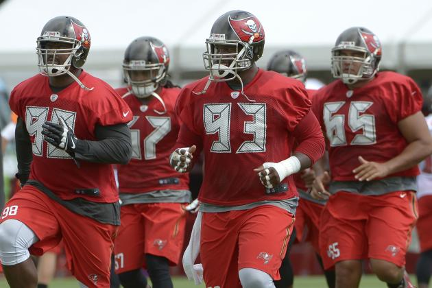 Bucs Notes: DTs McDonald, Spence Driving Each Other