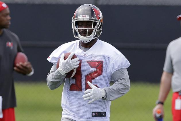 Buccaneers Camp Report: Day 4