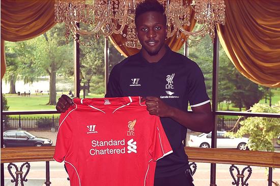 Reds complete Origi deal