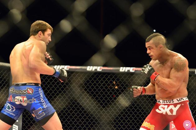 Belfort mostra confiança para luta contra Weidman