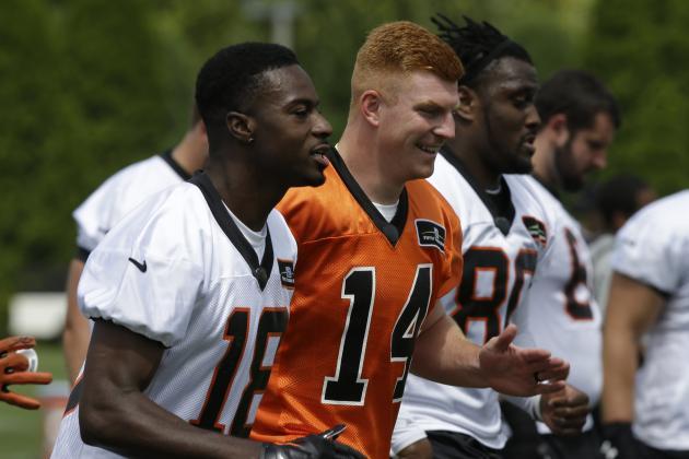 Cincinnati Bengals' Projected Roster