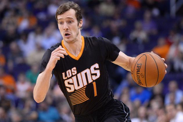ESPN Insider: Goran Dragic Is a Max-Contract Candidate After Next Season