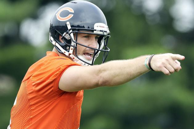 Jay Cutler Not Resting on 2013 Success