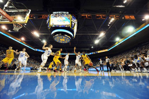 UCLA Announces Schedule for 2014-15 Men's Basketball Season