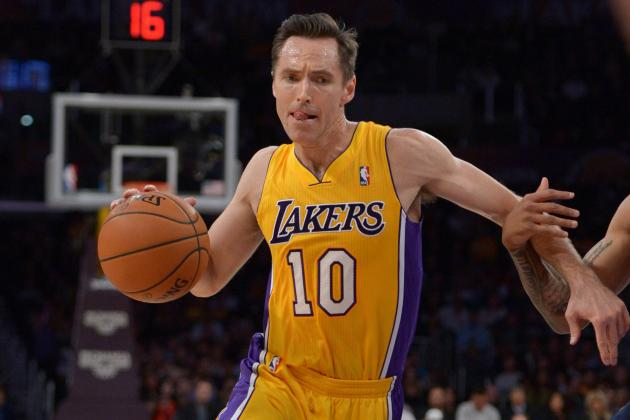 What Will Make Steve Nash's Final NBA Season with Los Angeles Lakers a Success?