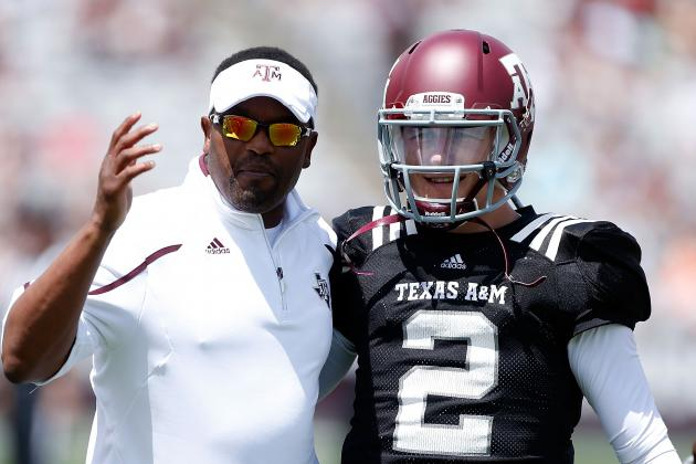 Texas A&M Prepares for Life Without Johnny Manziel