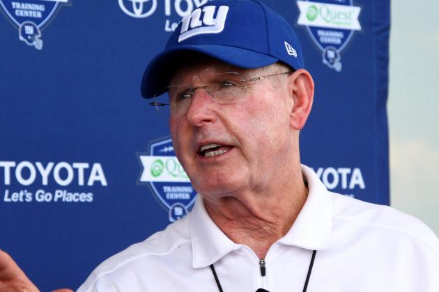 Odell Beckham Meets with Tom Coughlin to Clear the Air