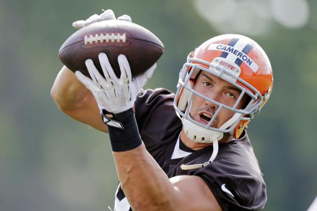 Jordan Cameron Contract: Latest News and Rumors on Negotiations with Browns