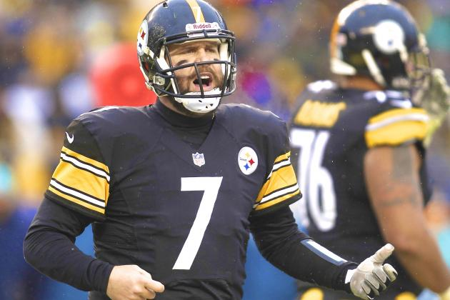 Why It's Smart to Wait Until 2015 to Make Ben Roethlisberger a Steeler for Life