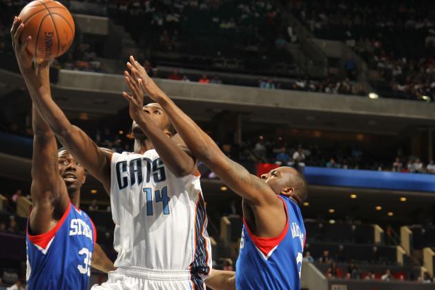 How the Charlotte Hornets Match Up Against: The Philadelphia 76ers