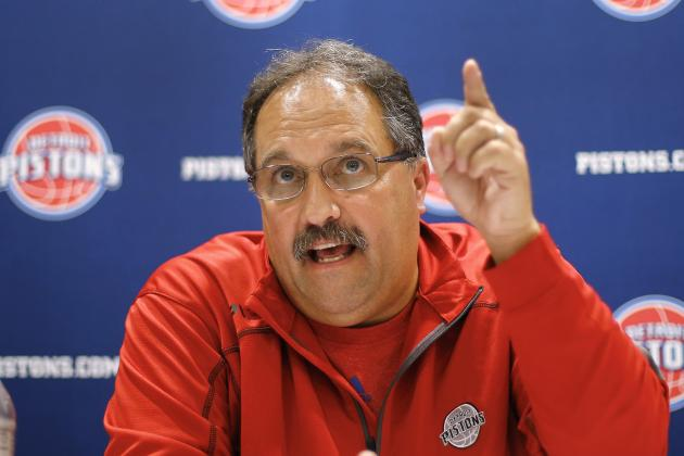 Will Detroit Pistons Finally Turn Things Around in 2014-15?