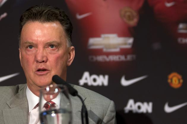 Manchester United Transfer News: Red Devils Exodus Key to Louis Van Gaal Rebuild