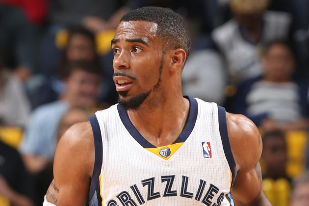 Mike Conley: How to Steal a Basketball 101