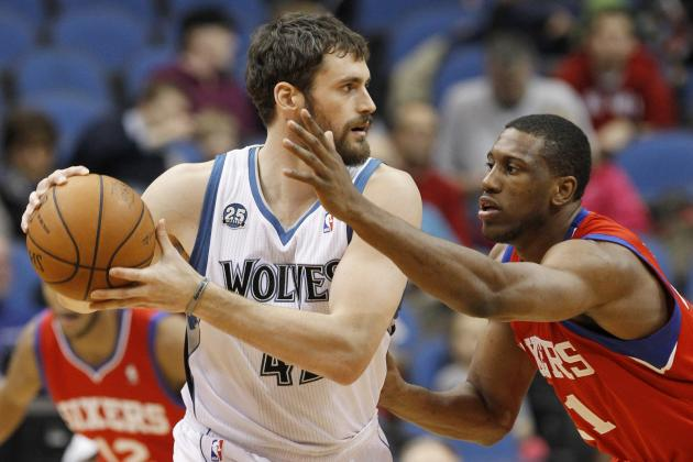 Is Thaddeus Young Key to Minnesota Timberwolves Completing Kevin Love Trade?