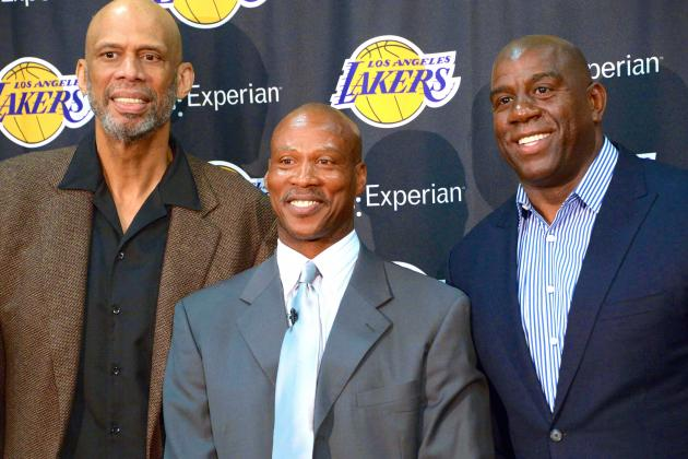 Takeaways from Byron Scott's Introduction as Los Angeles Lakers Coach