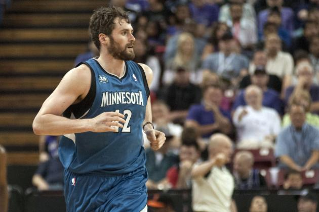 Breaking Down What a 3-Team Trade for Kevin Love Could Look Like