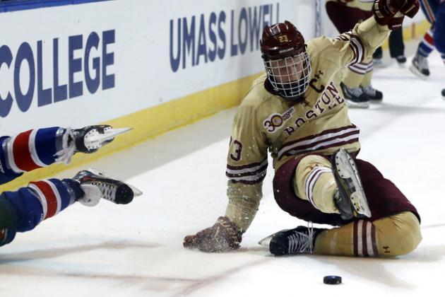 Carolina Hurricanes Prospect Patrick Brown Following Unusual Path Toward NHL