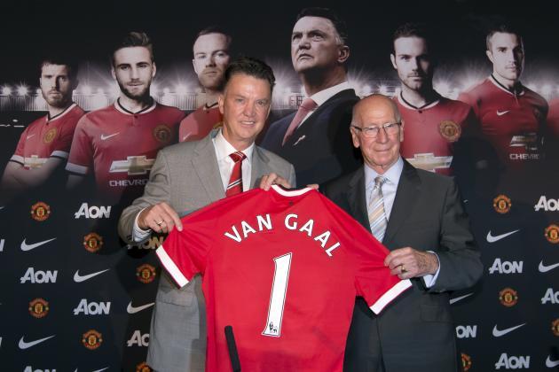 Louis Van Gaal: 'We Are Changing Way United Play'