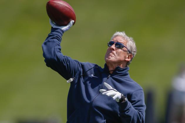 Seahawks Training Camp: Hawks Go Live on ESPN