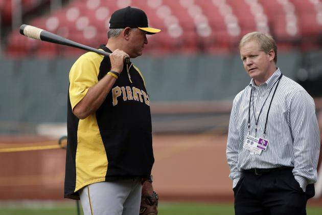 Rosenthal: Time for Pirates to Dig into Farm System to Make a Deadline Deal