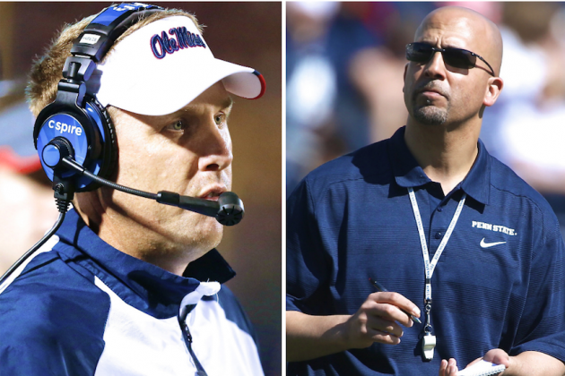 SEC Coaches Have No Business Complaining About James Franklin's Satellite Camps
