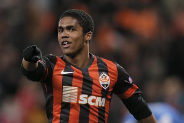 Arsenal Transfer News: Douglas Costa Blow Dealt After Star Returns to Shakhtar