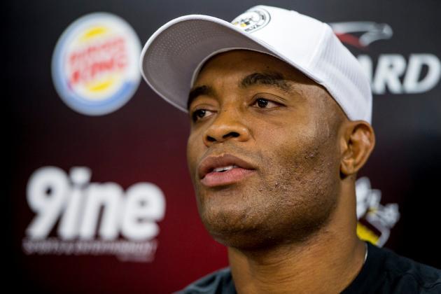 UFC anuncia volta de Silva contra Diaz para janeiro