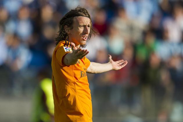 Chelsea Transfer News: Jose Mourinho's Luka Modric Pursuit Shows Club's Ambition