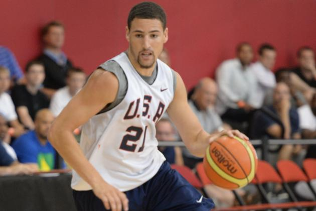 Analyzing the Warriors at Team USA Training Camp