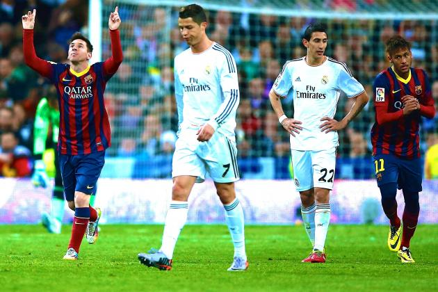 Why Barcelona, and Not Real Madrid, Deserve to Be Favourites to Win La Liga