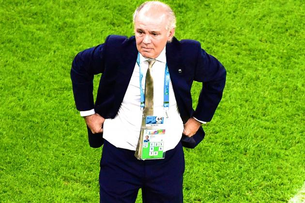 Alejandro Sabella Resigns as Argentina Manager: Latest Details and Reaction