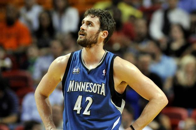 How Will Kevin Love Trade Stack Up Against Recent Blockbuster Moves?