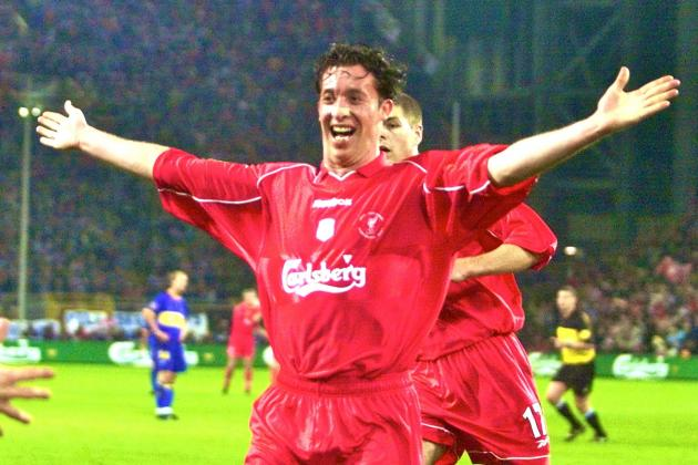 Liverpool Legend Robbie Fowler Talks to B/R on Tour, Yankee Stadium and More