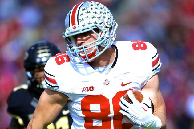 Ohio State Football: Jeff Heuerman Is Urban Meyer's Next John Simon