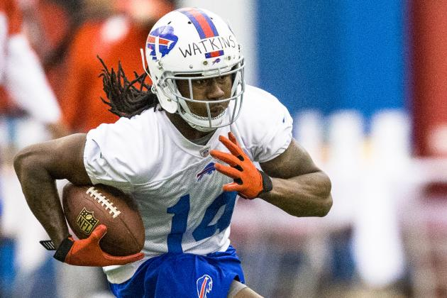 2014 Fantasy Football: Analyzing Top Rookie Receivers Worth a Late-Round Pick
