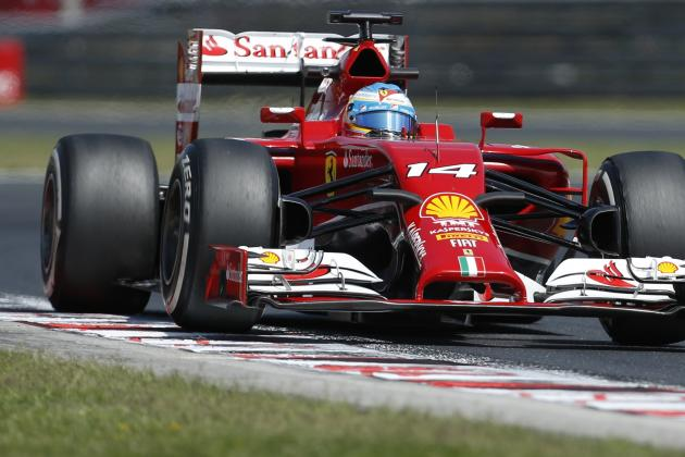 Fernando Alonso's Hungarian GP Performance Shows His Talent Is Wasted at Ferrari