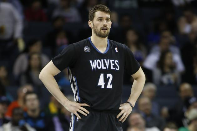 NBA Trade Rumors: How Kevin Love Would Impact Potential Suitors' Title Hopes