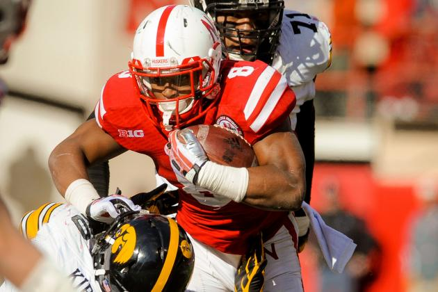Nebraska's Ameer Abdullah Living His Dream While Finishing a Family Tradition