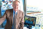 Vin Scully to Return to Booth in '15