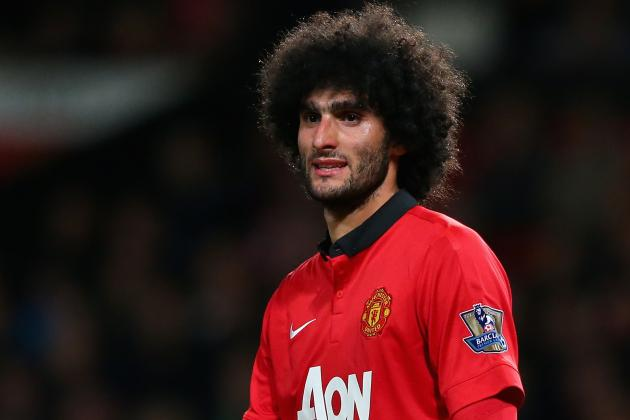 Marouane Fellaini Transfer Rumours: Latest Gossip Around Manchester United Star