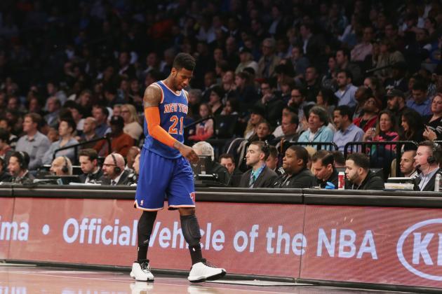 New York Knicks Trading Iman Shumpert Would Be a Massive Mistake