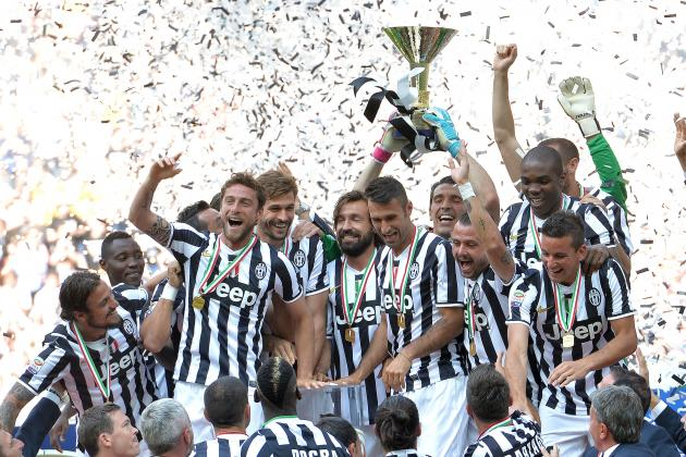 Why Juventus Deserve to Be Favourites to Win Serie A