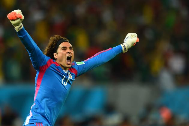 Guillermo Ochoa Transfer Rumours: Latest Speculation on Mexico Goalkeeper