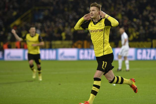 Barcelona Don't Need Marco Reus with Lionel Messi Dropping Deeper