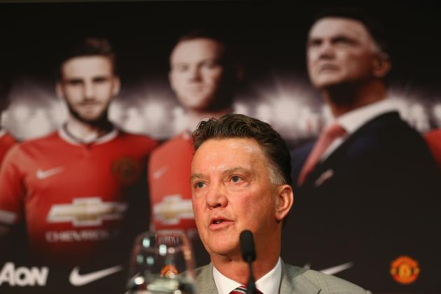 Manchester United Transfer News: Top Defenders Targeted by Louis van Gaal