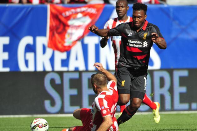 The Importance of Daniel Sturridge in Liverpool's Post-Luis Suarez Attack