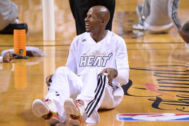 NBA Free Agents 2014: Latest Rumors Surrounding Ray Allen, Michael Beasley, More
