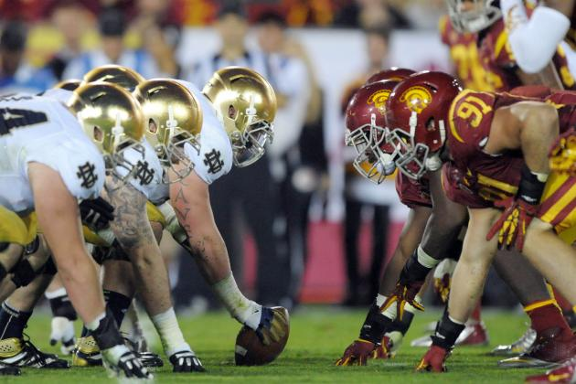 Notre Dame Football: 3 Games That Could Ruin the Irish's 2014 Season